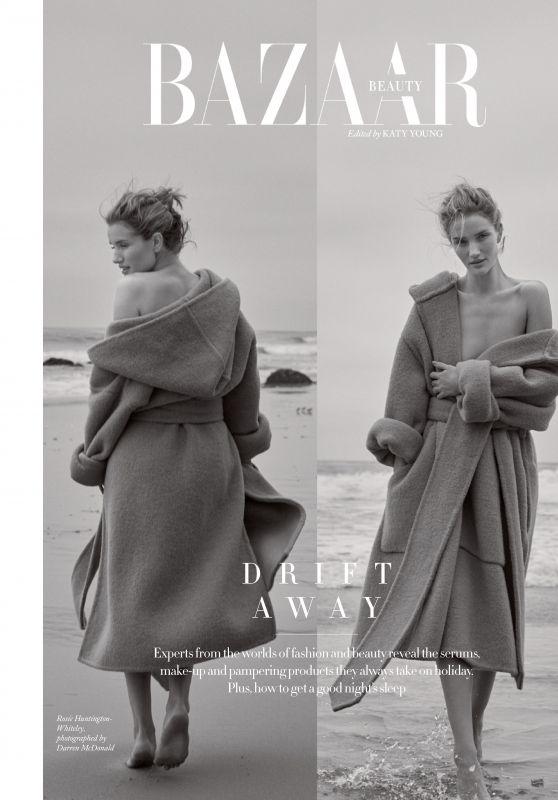 Rosie Huntington-Whiteley – Harper's Bazaar UK February 2019