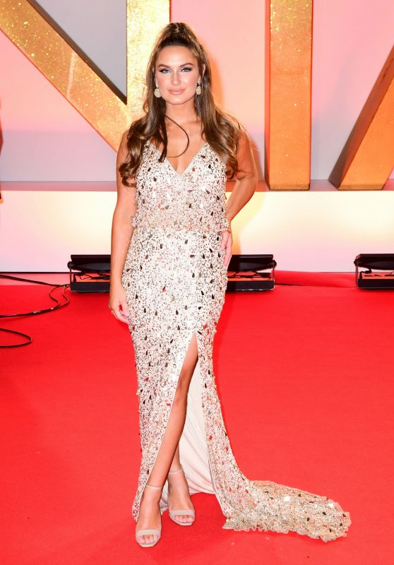 Sam Faiers – National Television Awards 2019