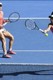 Samantha Stosur and Shuai Zhang - Australian Open Doubles Final 2019