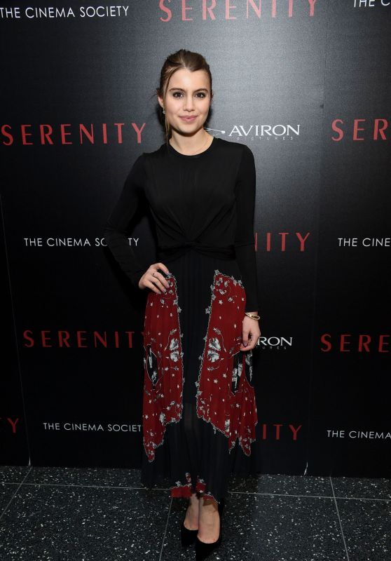 "Sami Gayle – ""Serenity"" Premiere in New York"