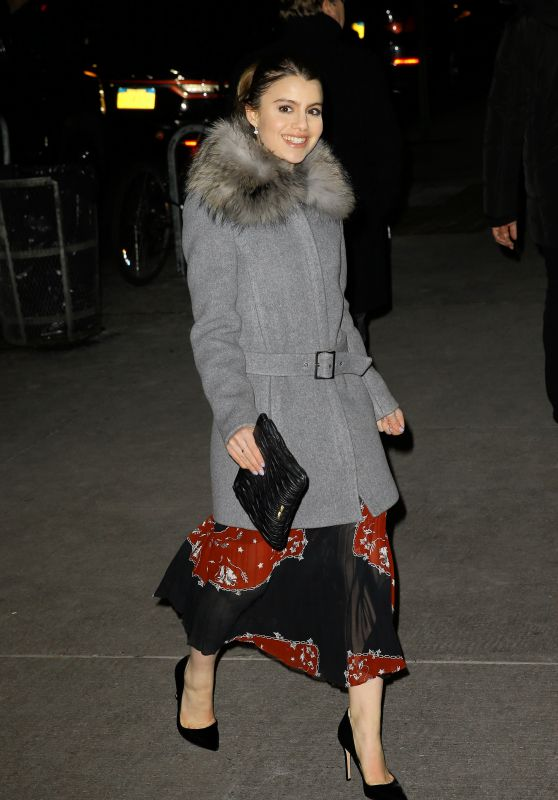 Sami Gayle Winter Style 01/23/2019