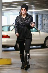 Sandra Bullock Street Style 01/15/2019