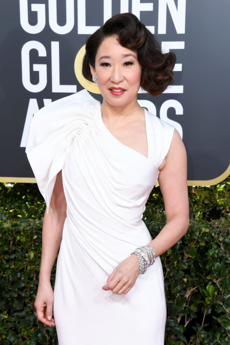 Sandra Oh – 2019 Gol...