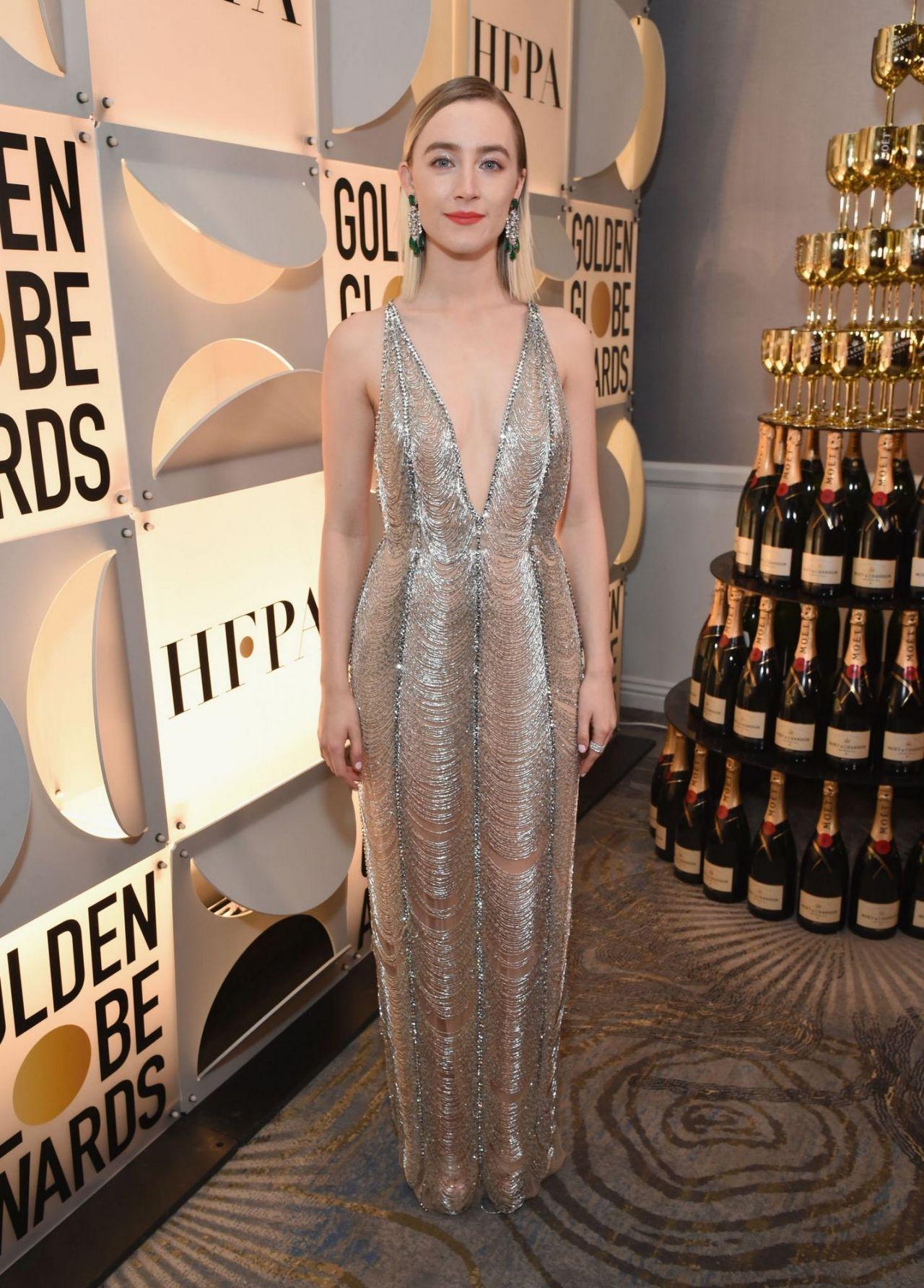 Saoirse Ronan 2019 Golden Globe Awards
