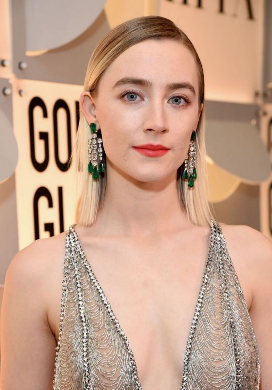 Saoirse Ronan – 2019 Golden Globe Awards