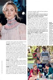 Saoirse Ronan and Margot Robbie - Marie Claire Italy February 2019
