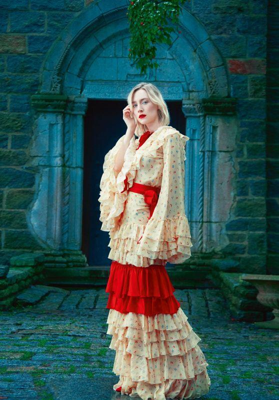 Saoirse Ronan - Photoshoot for Harper's Bazaar UK February ...