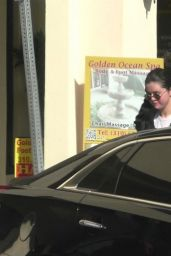 Selena Gomez Hits the Gym in West Hollywood 01/28/2019