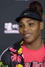 Serena Williams – Talks to the Press, Australian Open 01/21/2019