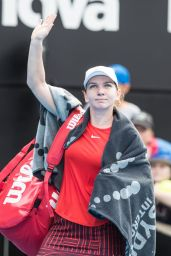 Simona Halep – 2019 Sydney International Tennis 01/09/2019