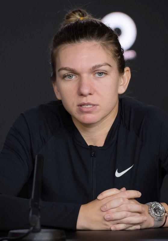Simona Halep – Talks to the Press, Australian Open 01/21/2019
