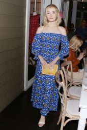 Skyler Samuels - Shopbop & Rhode Resort Dinner in Los Angeles 01/10/2019