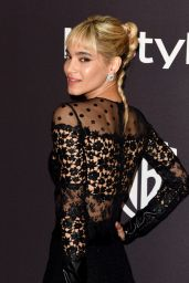 Sofia Boutella – InStyle and Warner Bros Golden Globe 2019 After Party