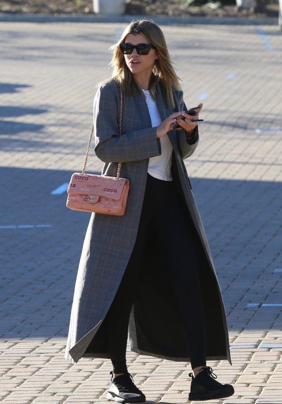 Sofia Richie Street Fashion 01/03/2019