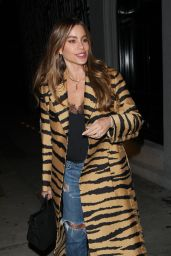 Sofia Vergara Style - Leaving Craig