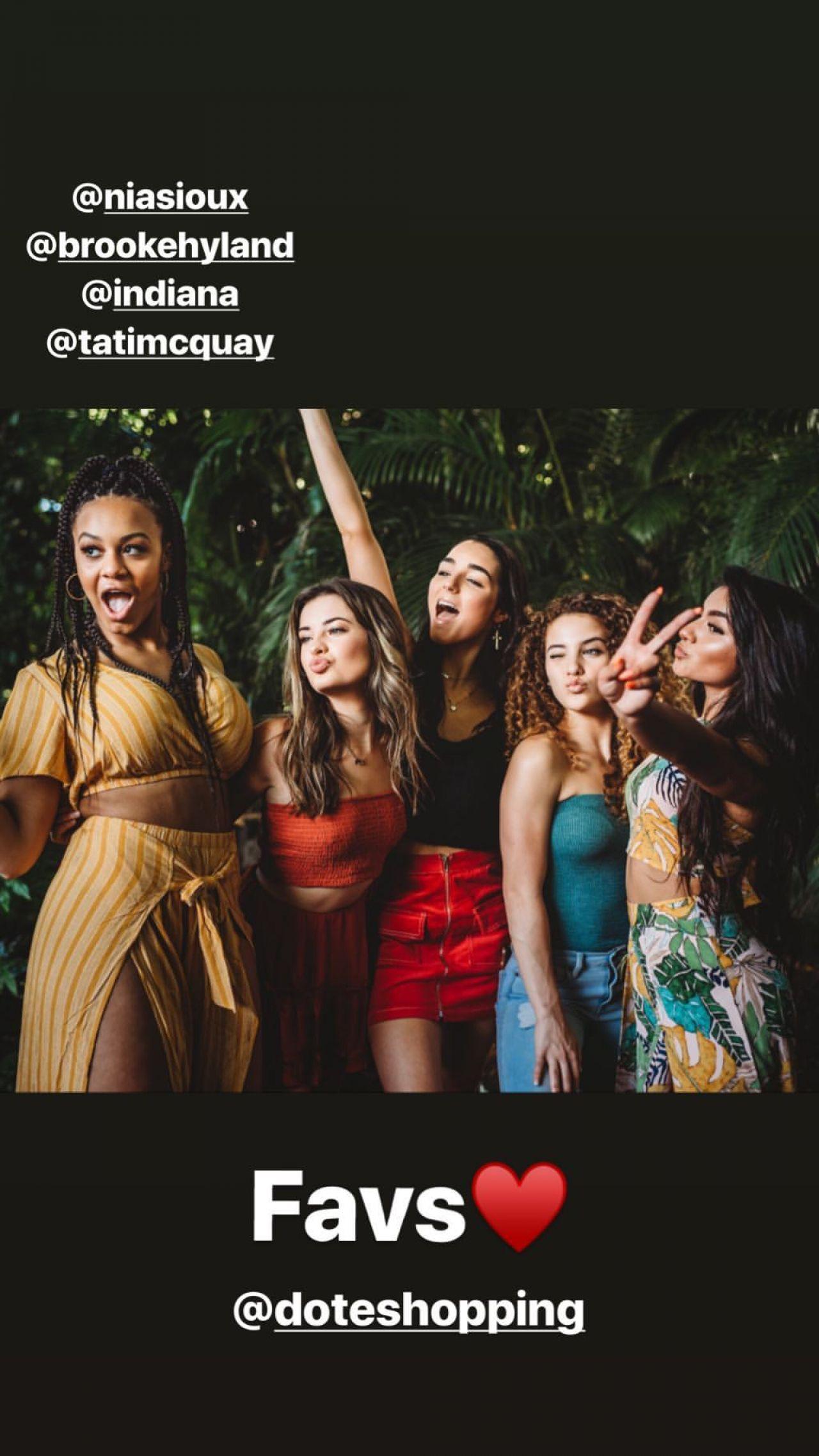 Celebrity in bikinis 2019