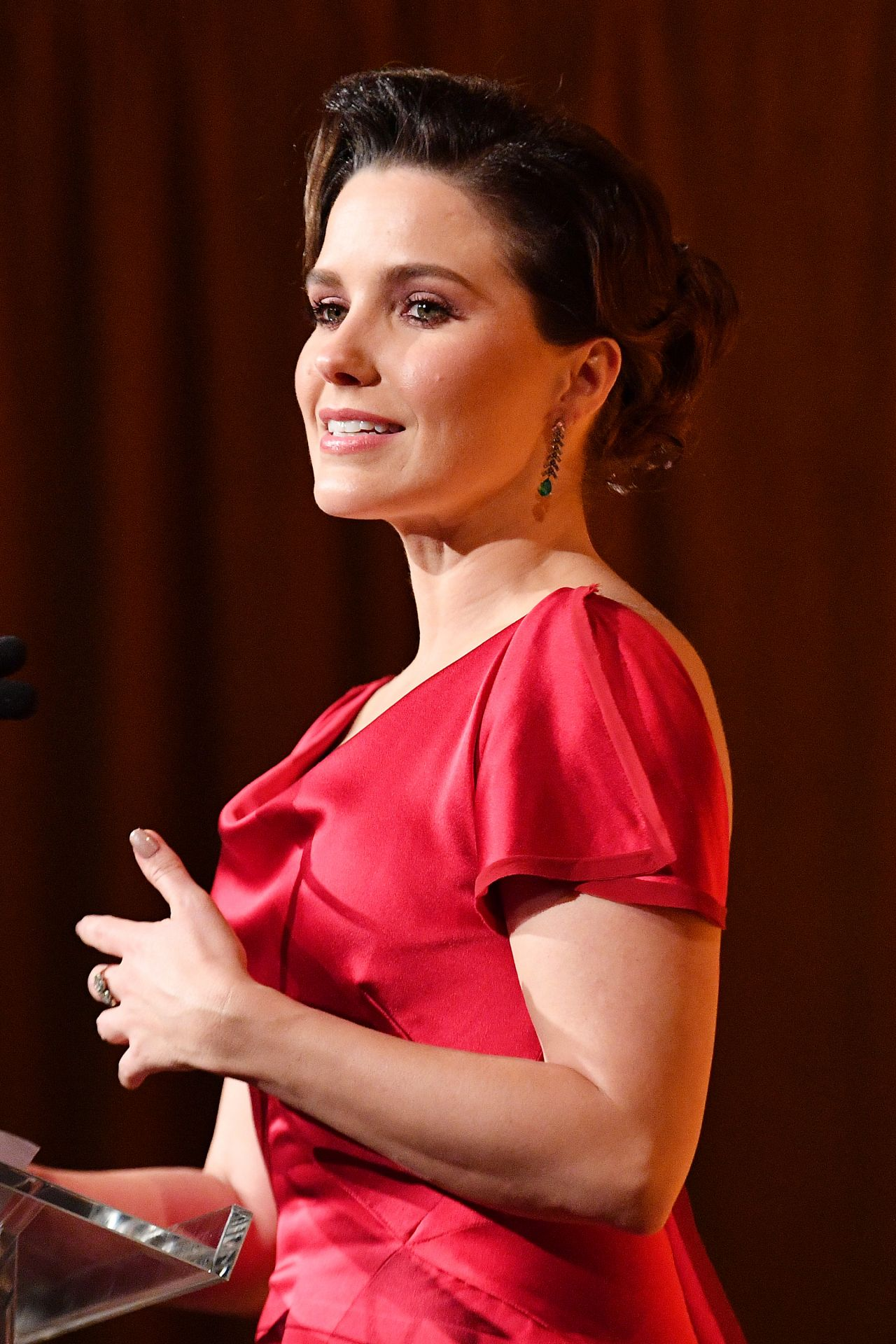Sophia Bush 2019 National Board Of Review Awards Gala In