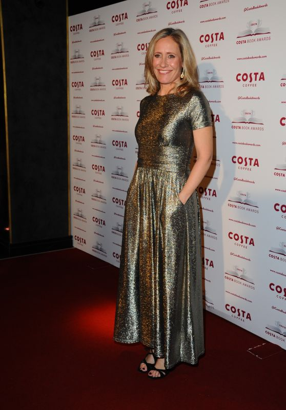 Sophie Raworth - 2019 Costa Book Awards