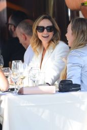 Stacy Keibler is Stylish - Out for Lunch in Beverly Hills 01/11/2019