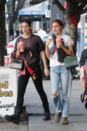 Tallulah and Scout Willis - Shopping in LA 01/28/2019