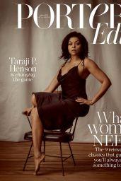 Taraji P. Henson - The Edit by Net-A-Porter January 2019