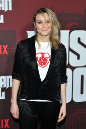 """Taylor Schilling - """"Russian Doll"""" Premiere in New York"""
