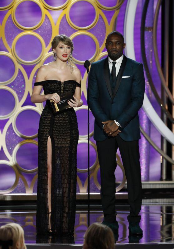 Taylor Swift – 2019 Golden Globe Awards