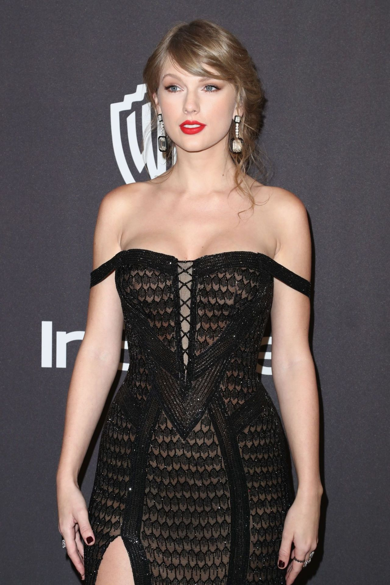 Taylor Swift – InStyle and Warner Bros Golden Globes 2019 ... Taylor Swift