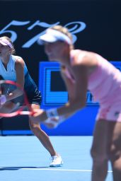 Timea Babos and Kristina Mladenovic – Australian Open 01/22/2019