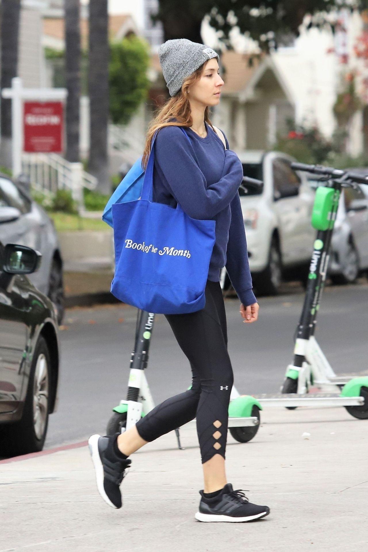Troian Bellisario - Grocery Shopping in LA 01/05/2019  Troian Bellisar...