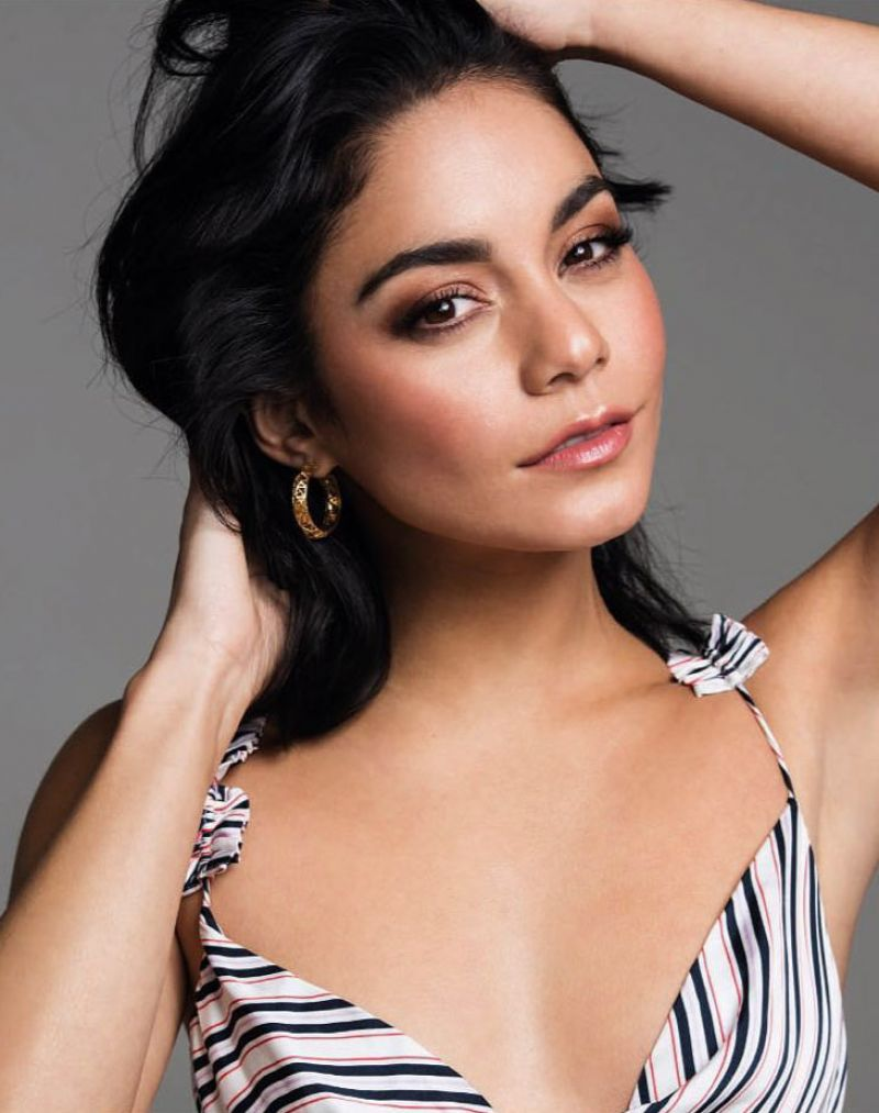 Vanessa Hudgens - Marie Claire Indonesia January ...