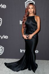 Vanessa Morgan – InStyle and Warner Bros Golden Globe 2019 After Party