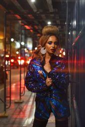 Vanessa Morgan - Rogue Magazine 2019 Photos