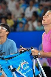 Victoria Azarenka - Kids Tennis Day Prior to the 2019 Australian Open