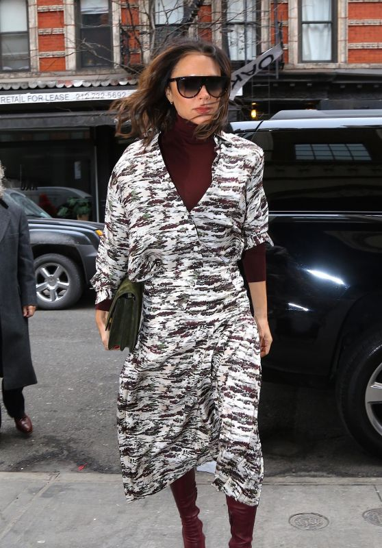 Victoria Beckham is Stylish 01/23/2019