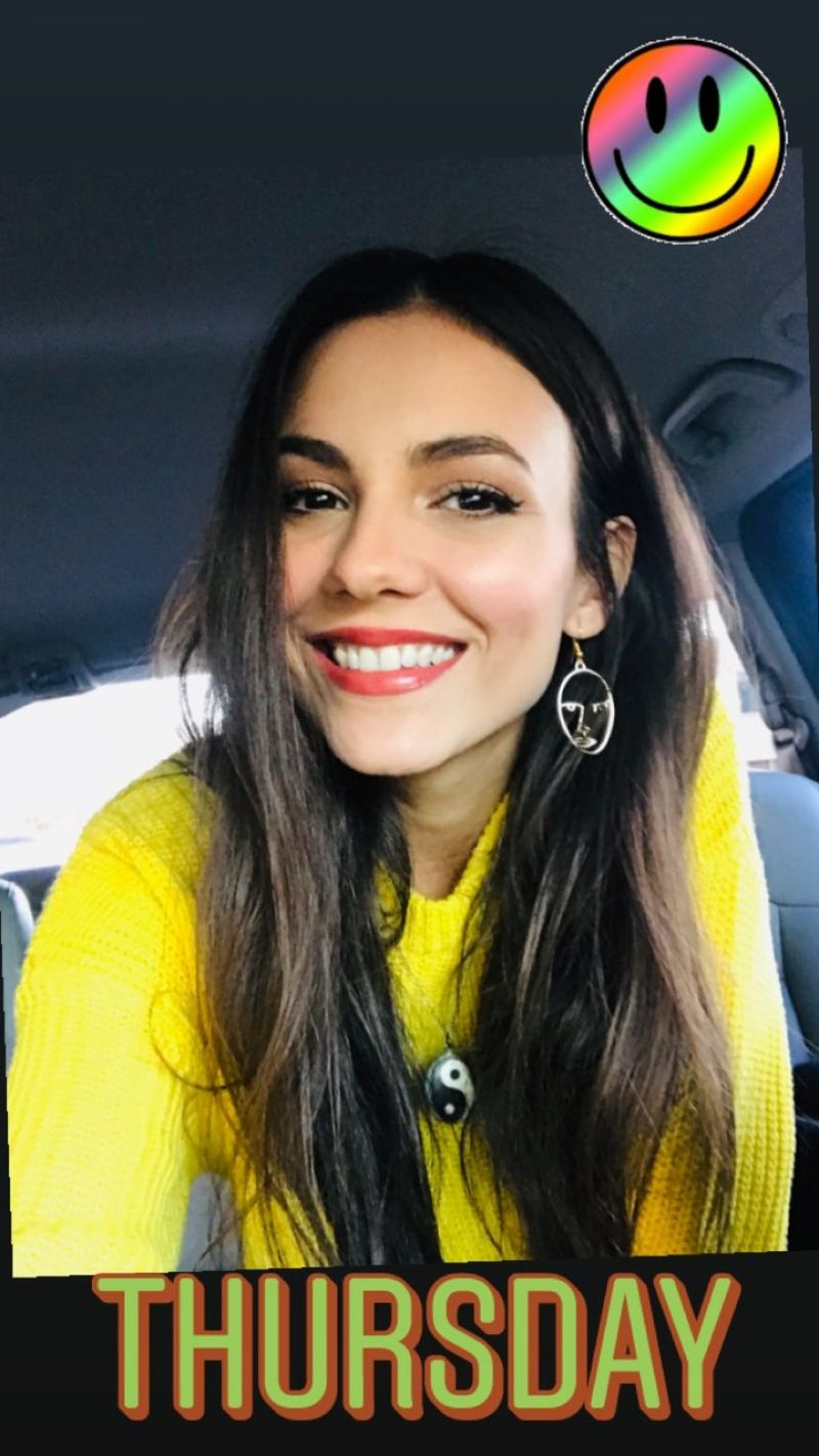 Is a cute 2019 Victoria Justice naked photo 2017