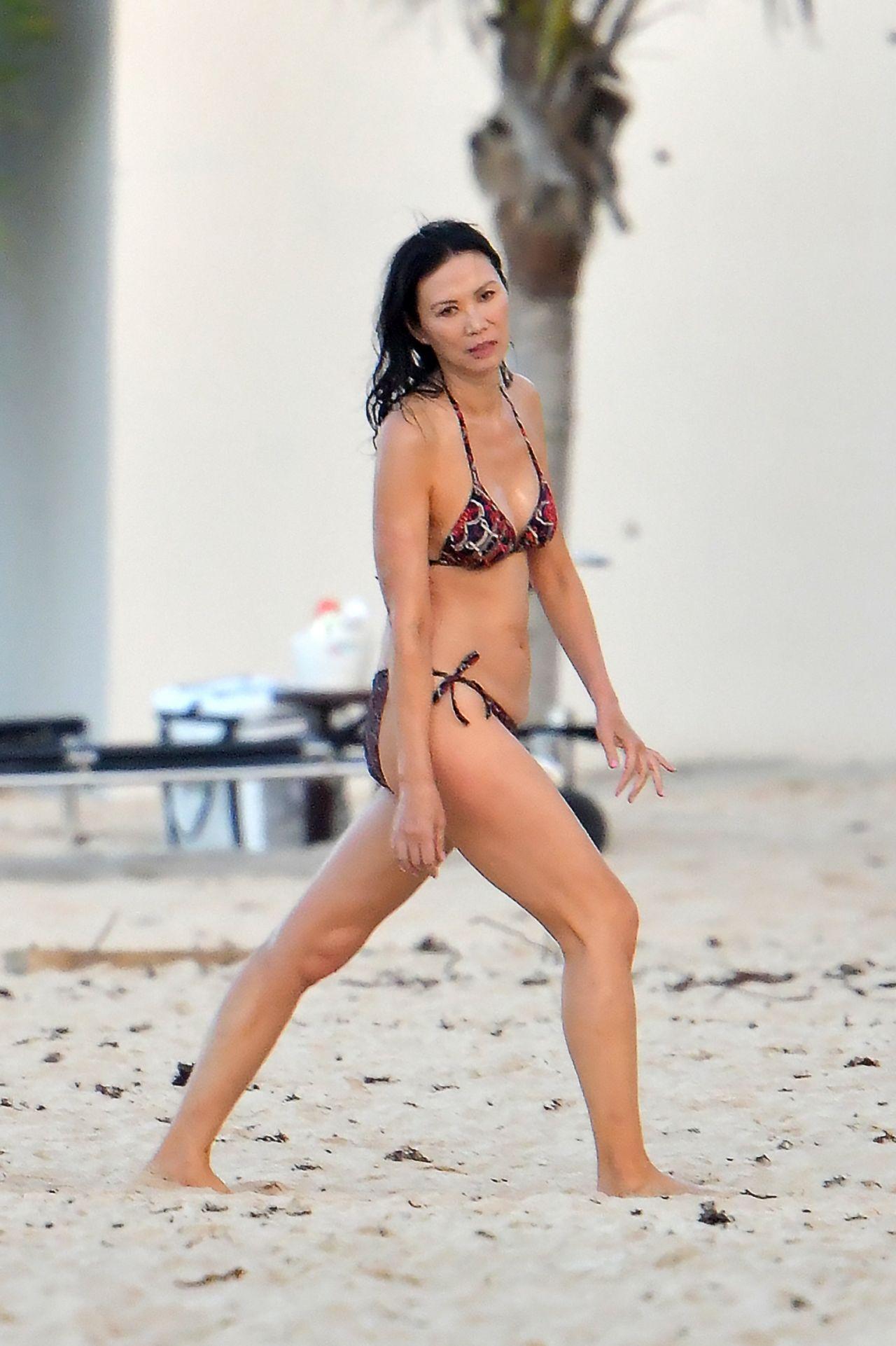 Wendi Deng Murdoch Bikini Nude Photos 79