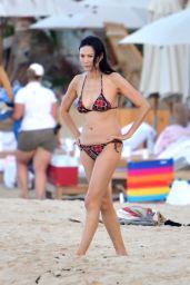 Wendi Deng Murdoch in Bikini 01/01/2019