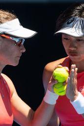 Zhang Shuai and Samantha Stosur – Australian Open 01/22/2019