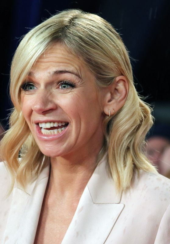 Zoe Ball – National Television Awards 2019