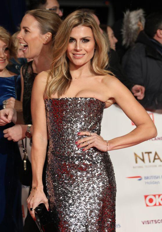 Zoe Hardman – National Television Awards 2019