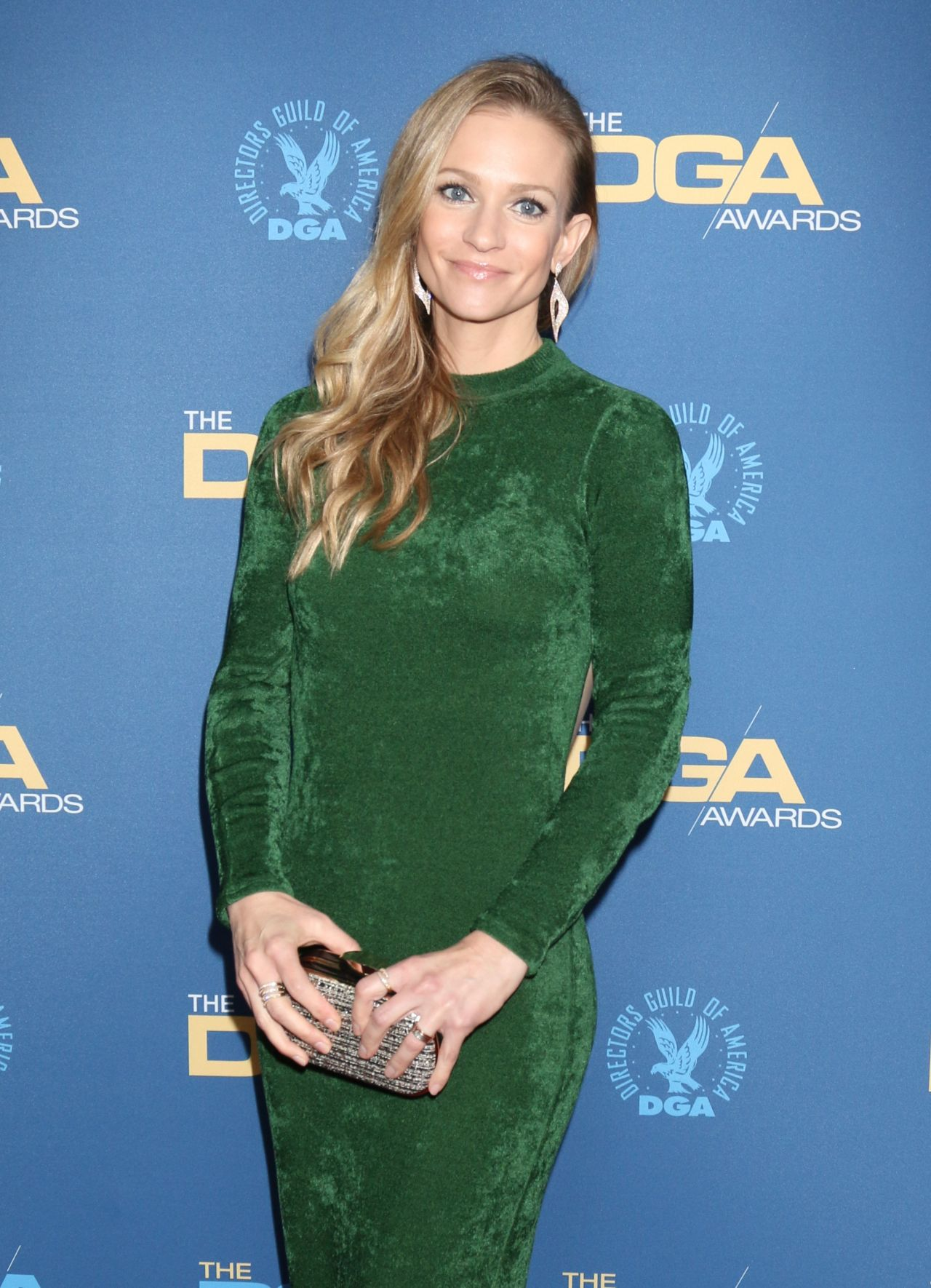 A J  Cook – 2019 Directors Guild of America Awards