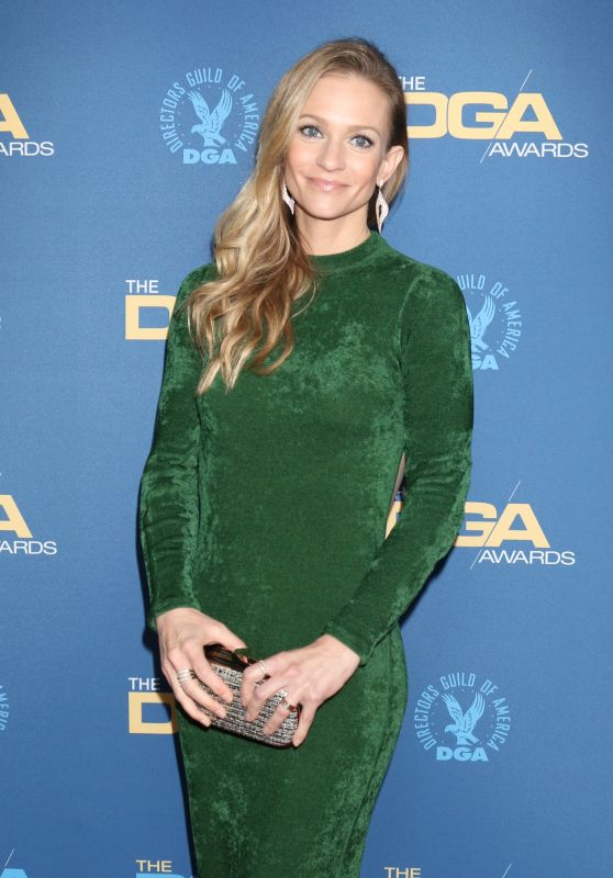 A.J. Cook – 2019 Directors Guild of America Awards