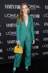 Abigail Cowen – Vanity Fair & LOréal Paris Celebrate New Hollywood 02/19/2019