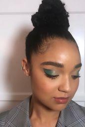 Aisha Dee – Vanity Fair & LOréal Paris Celebrate New Hollywood 02/19/2019