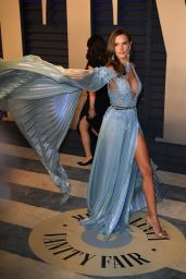 Alessandra Ambrosio – 2019 Vanity Fair Oscar Party
