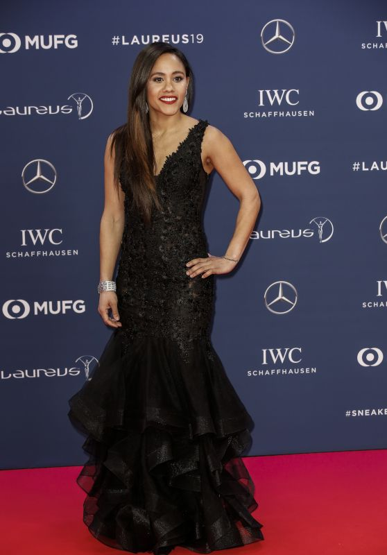 Alex Scott – 2019 Laureus World Sports Awards