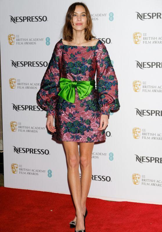 Alexa Chung - BAFTA Nespresso Nominees Party 02/09/2019