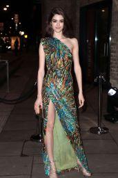 Alexandra Micu – Fabulous Fund Fair in London Fashion Week 02/18/2019