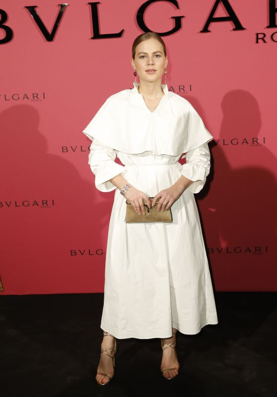 Alicia von Rittberg – Bulgari Party at 2019 Berlinale